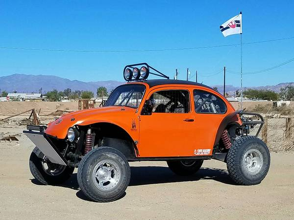 Street Legal 1969 Volkswagen Baja Bug