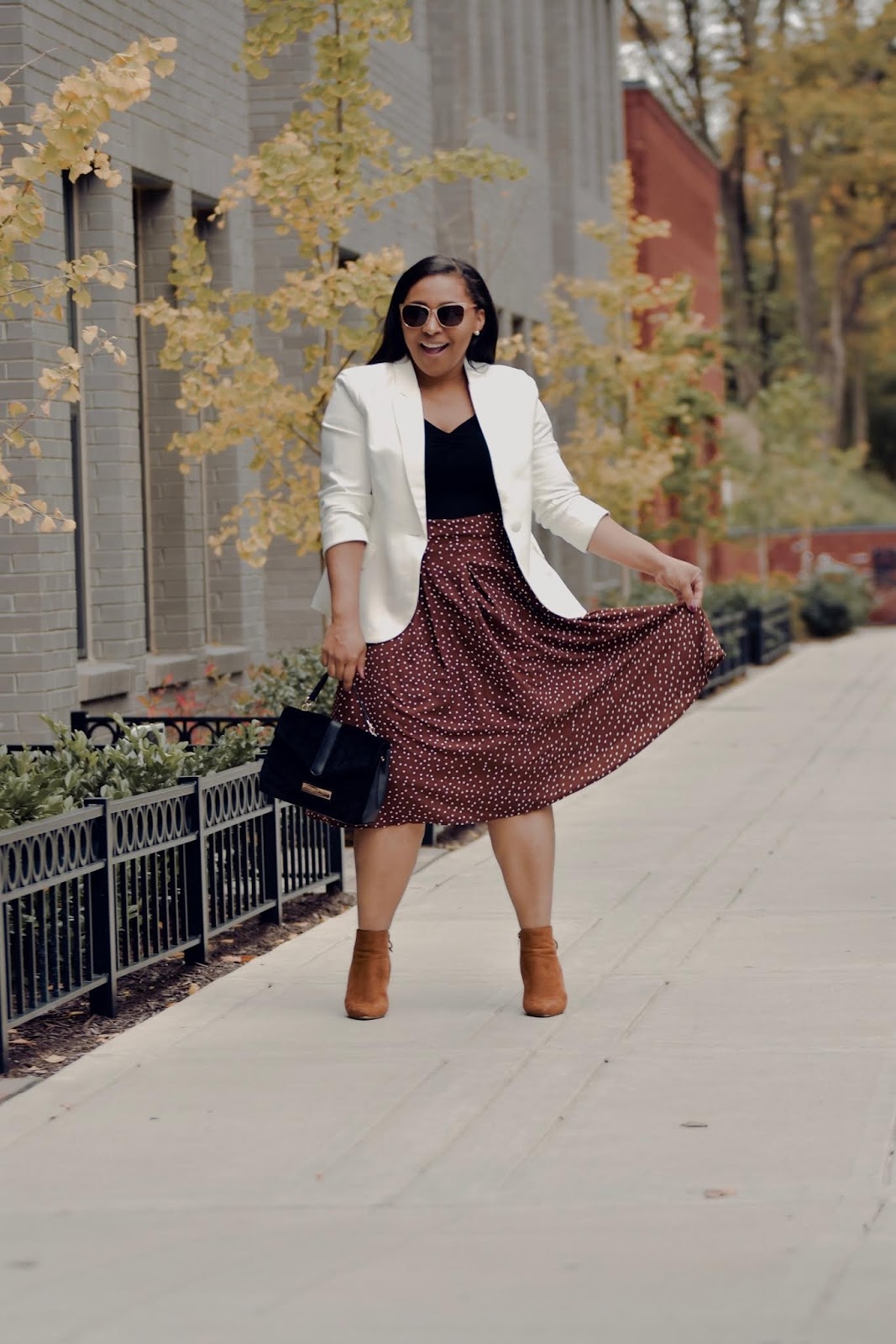 lookbook store, affordable outfits, white blazer, fall outfit ideas, chic fall outfit ideas
