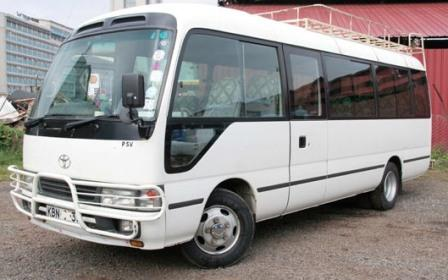 Impala Private Shuttle From Arusha To Nairobi Contacts