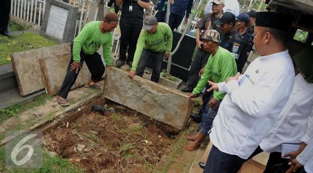 Dulu Sebelum Pak Ahok, Pengurusan Pemakaman Jenazah Rp 1,7 Juta, Sekarang GRATIS!