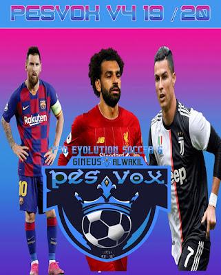 PES 6 PES VOX Season 2019/2020