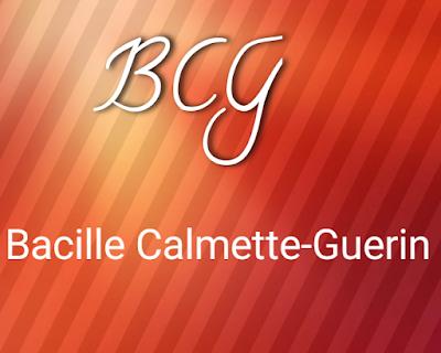 BCG full form