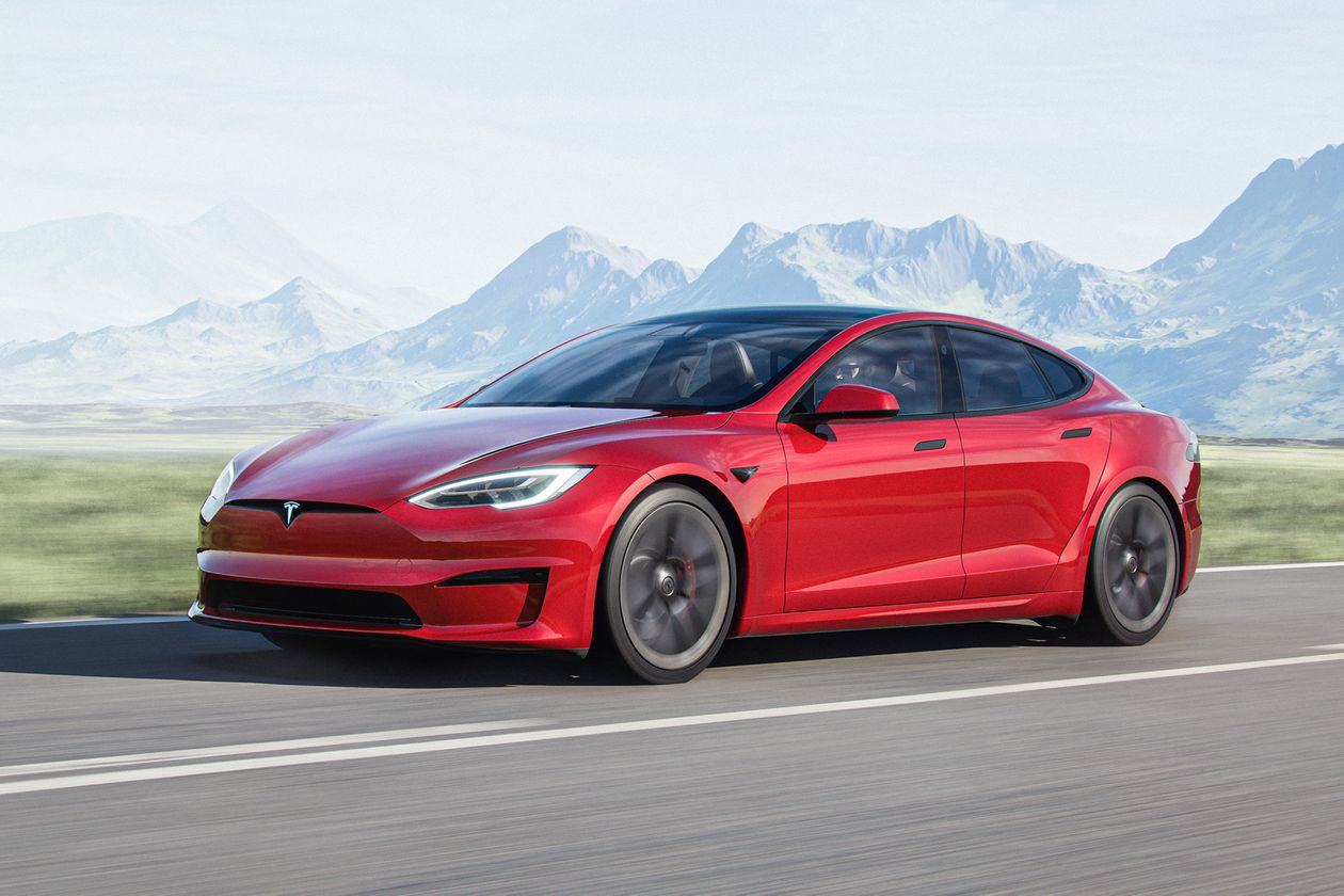 Tesla To Introduce Upgraded Model S