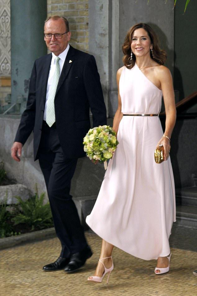 Royal Family Around the World: Crown Princess Mary and Crown Prince ...