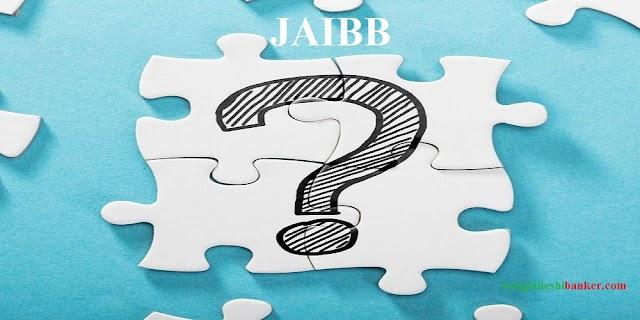 JAIBB Questions 2018-2019