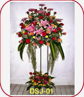Toko Bunga standing flower di Kembangan