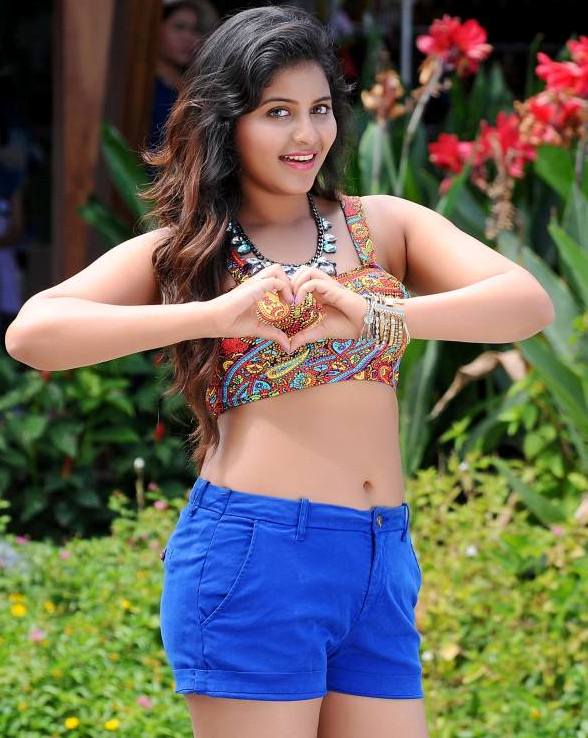 Sexy Navel Pictures Of Actress Anjali