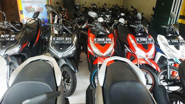 Motor Matic di Sorum Motor Bekas Semarang inukotovlog.com