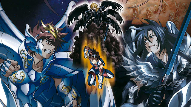 Episodios Saint Seiya: The Lost Canvas | Relleno | Orden Cronológico