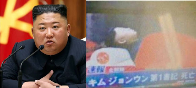 Kim Jong-un Meninggal Dunia