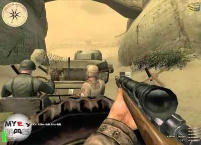 ما يهمك بعد تحميل لعبة ميدل اوف هونر القديمة Allied Assault من ميديا فاير