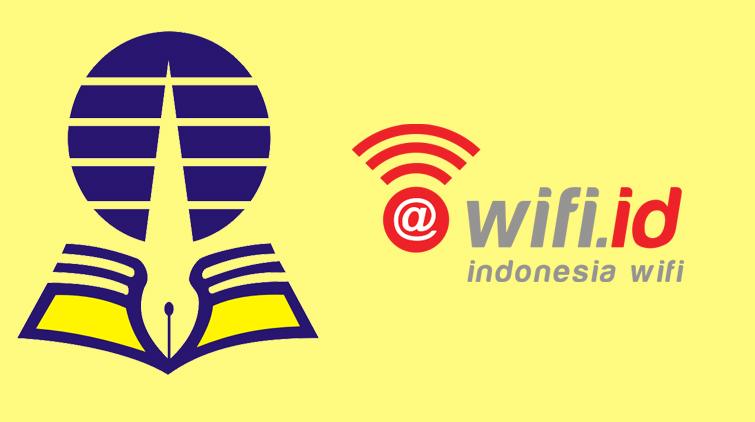 Layanan Akses Wifi Id Gratis bagi Mahasiswa Universitas Terbuka