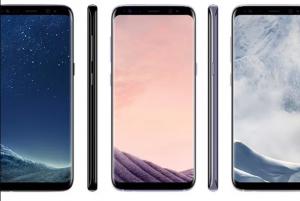 Galaxy S8 Özellikleri ve Fiyatları
