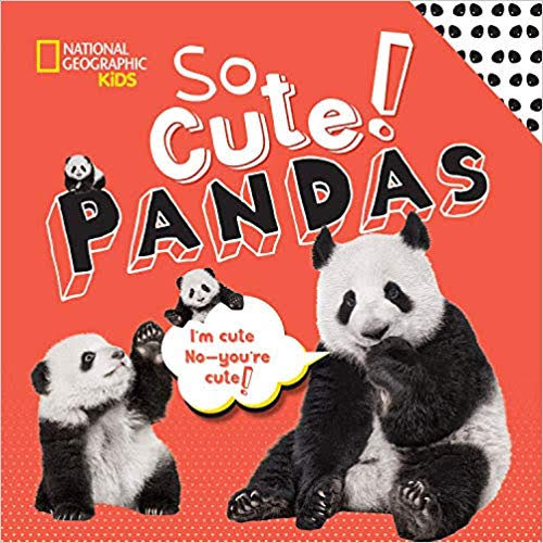 National Geographic Kids Books SO CUTE! and SO COOL Huggable Prize Pack Giveaway!