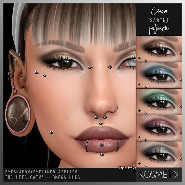 KOSMETIK New Release - Circa Sabini