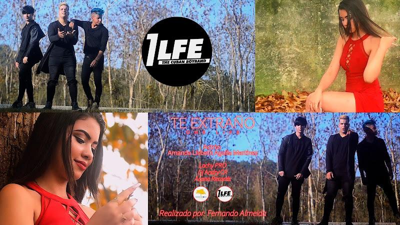 One Life 1LFE - ¨Te Extraño¨ - Videoclip - Director: Fernando Almeida. Portal Del Vídeo Clip Cubano