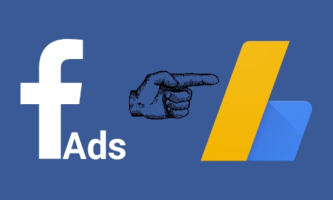 Facebook ads to google adsense