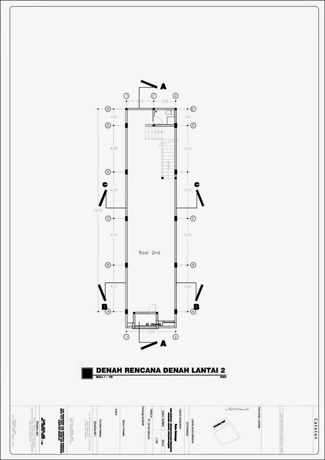 Image Result For Desain Depan Kantor Minimalis