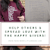 Help Others & Spread Love With The Happy Givers!