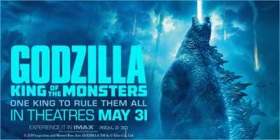 Godzilla King of the Monsters Hindi - Tamil - Telugu - Eng Movies Download 720p