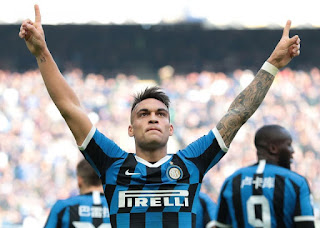 Lautaro: Sad with what happened today, I apologise for everything