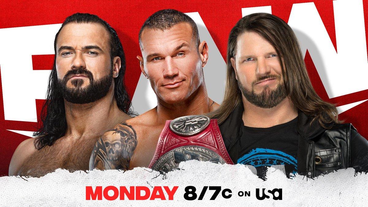 Cobertura: WWE RAW (28/06/2021) – Glória escocesa!