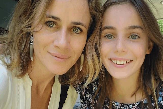 Hija de Amaya Forch y Amaro Gómez Pablos sorprende como modelo publicitaria