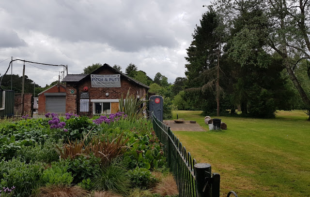 Bruntwood Pitch & Putt course in Cheadle