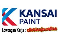 Lowongan Kerja Terbaru PT Kansai Paint Indonesia
