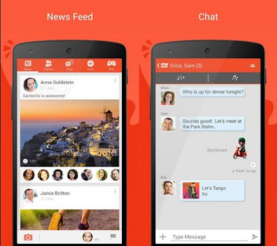 Instant-messaging-apps-for-android
