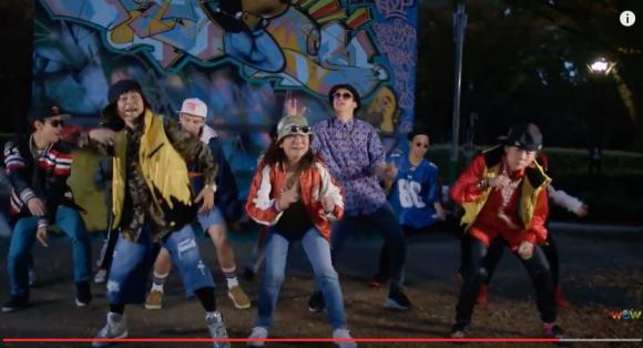 Viral, Trio Nenek Hip Hop Joget '24K Magic' Bruno Mars. Siapakah Mereka?