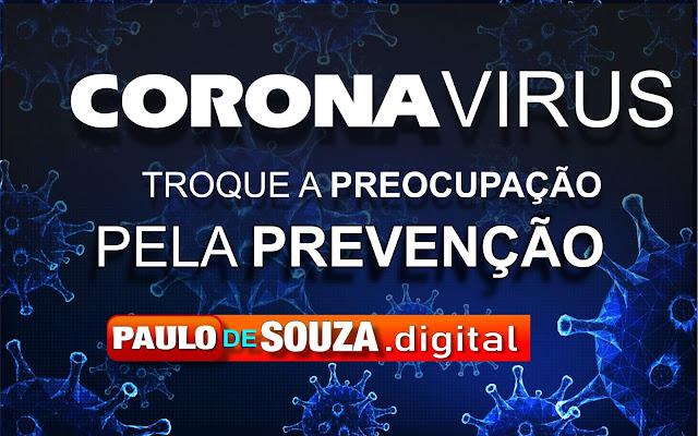 Numero de Casos confirmados em Barreiras ultrapassa os 02 mil; veja o Boletim Informativo Coronavírus (COVID-19) desta quinta-feira 06 de agosto de 2020