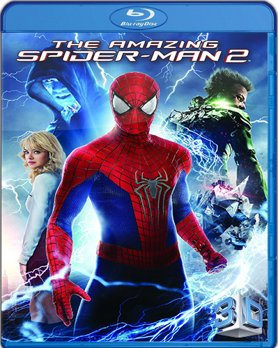 The Amazing Spider-Man 2: Rise of Electro [2014] [BD50] [Latino] [3D]