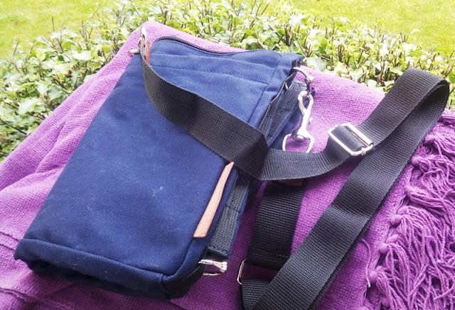 Ohyo Handbag Converts To A Messenger Bag, Backpack, Shopping Handbag Together With Tablet Bag!