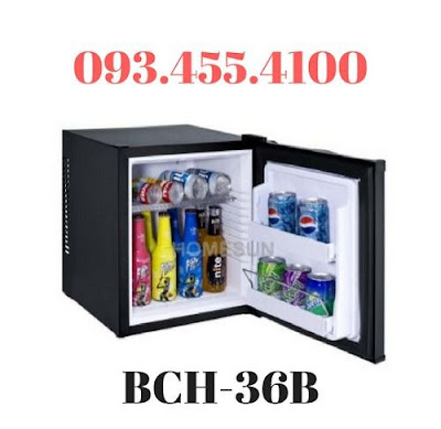 giá tủ lạnh khách sạn trong năm 2019