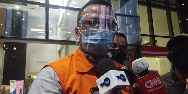 Edhy Prabowo Bantah 8 Sepeda Yang Disita KPK Di Rumah Dinasnya Terkait Dengan Kasusnya