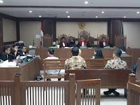 Saksi Sebut Sekjen KONI Beri Rp300 Juta untuk Muktamar NU