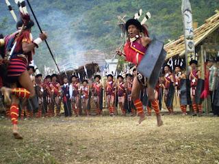 glimse of Dehing Patkai Festival