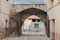 Portal de Santa Engracia, desde Calle Santa Engracia.