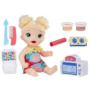 Boneca Baby Alive Meu Primeiro Forninho Hasbro