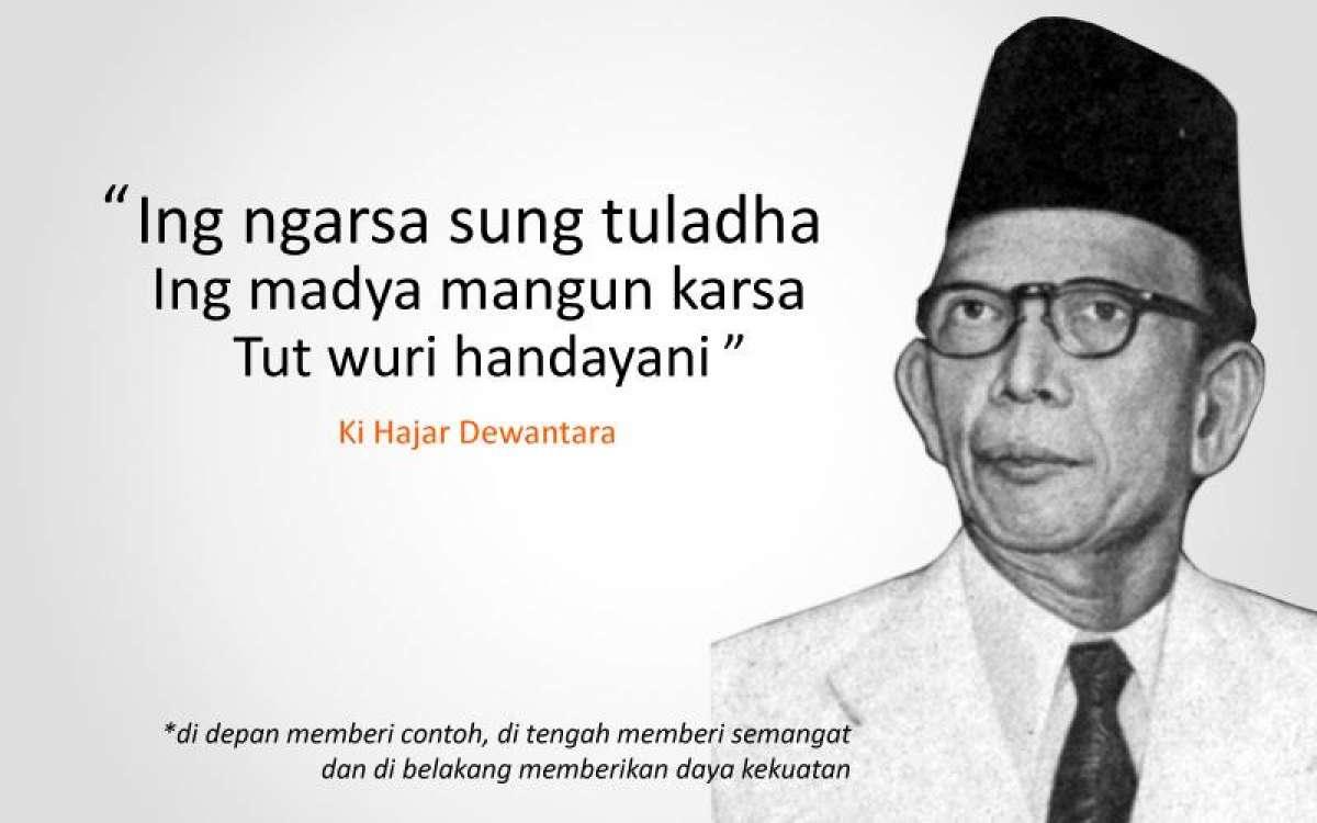 Biografi Ki Hajar Dewantara Lengkap Bapak Pendidikan Indonesia