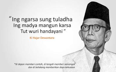 Biografi Ki Hajar Dewantara Singkat