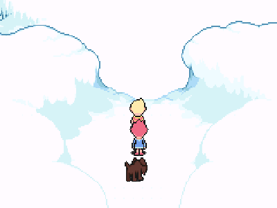 Mother 3 - Camino nieve