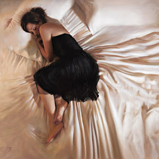representaciones-hiperrealistas-cuadros-mujeres-recostadas mujeres-recostadas-pinturas-hiperrealistas