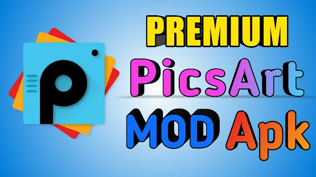 Picsart Pro apk mod and premium version free download
