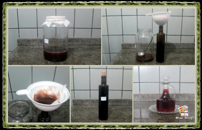 Aceto balsâmico e vinagre de jabuticaba 7