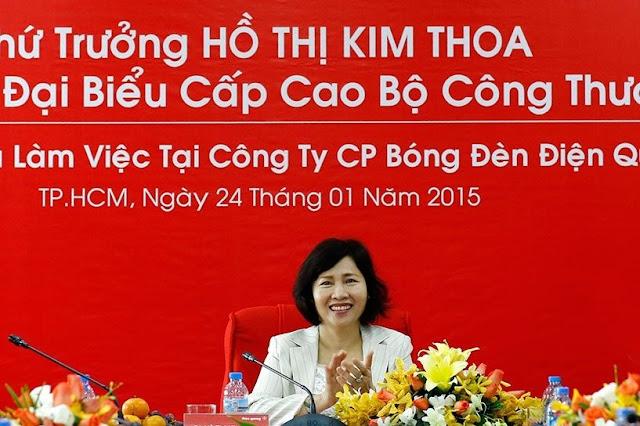3 triệu đôla chỉ như hạt cát bỏ bể so với các quan tham nhũng ở Việt Nam