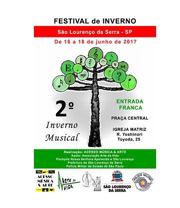 II Festival de Inverno de São Lourenço da Serra