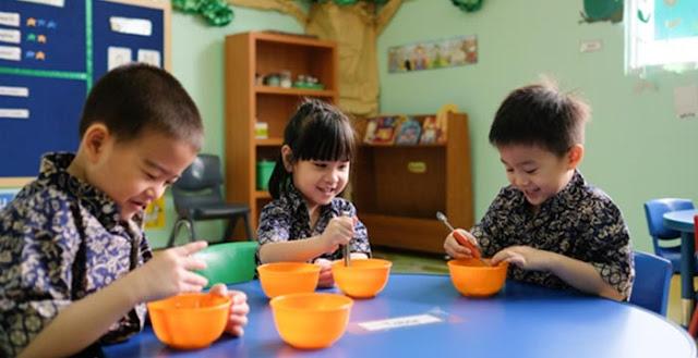 berfokus pada pengembangan dan pembelajaran kemampuan pembelajar muda