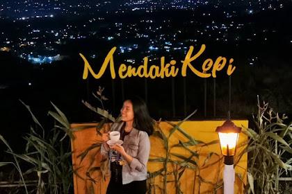 Tiket Masuk dan Harga Menu Mendaki Kopi Cafe Gunung Salak Terbaru